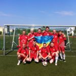 Football Tournament in Lithuania Media Workers