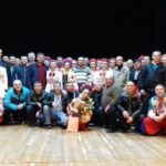 Art therapy of the Volyn Choir for the wounded ATO fighters